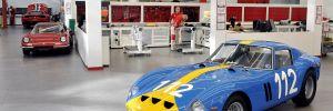 1962 Ferrari 250 GTO Blue