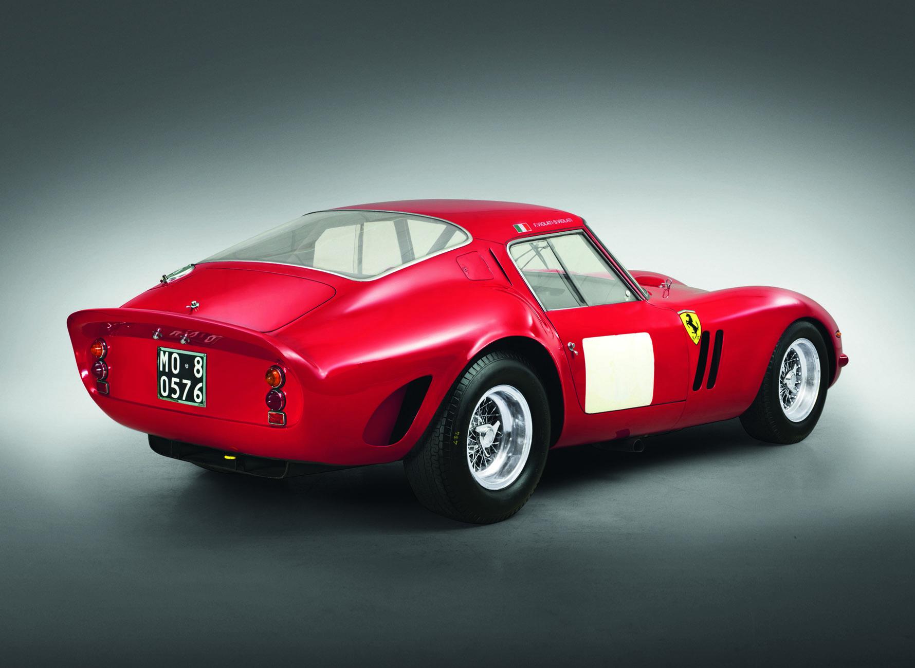 1962 Ferrari 250 Gto Picture 05