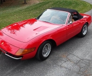 1972 Ferrari 365 GTB4 Spider Conversion 0
