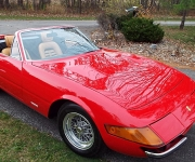 1972 Ferrari 365 GTB4 Spider Conversion 1