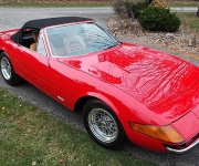 1972 Ferrari 365 GTB4 Spider Conversion 2