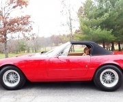 1972 Ferrari 365 GTB4 Spider Conversion 4