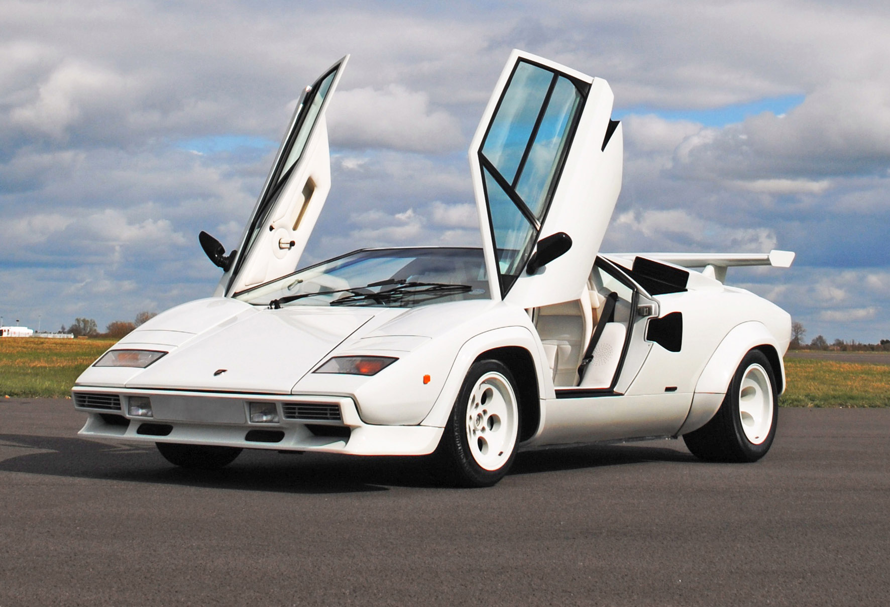 1982 Lamborghini Countach At Auction
