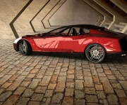 2008 Ferrari Sedan Design Concept 1