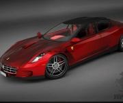2008 Ferrari Sedan Design Concept 2