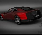 2008 Ferrari Sedan Design Concept 4