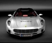 2008 Ferrari Sedan Design Concept 8