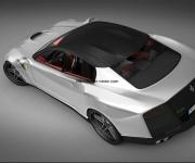 2008 Ferrari Sedan Design Concept 9