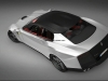 2008 Ferrari Sedan Design Concept