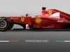 2012 F1 Season Ferrari F2012