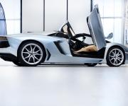 2013 Lamborghini Aventador LP 700-4 Roadster 10