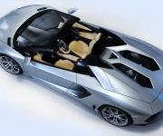 2013 Lamborghini Aventador LP 700-4 Roadster 21