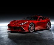 2013 Mansory Ferrari La Revoluzione 0