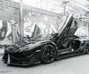2014 DMC Lamborghini Aventador 988 Edizione GT 1