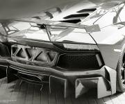 2014 DMC Lamborghini Aventador 988 Edizione GT 7