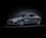 2014 Maserati Ghibli Ermenegildo Zegna Edition Concept 0