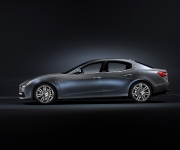 2014 Maserati Ghibli Ermenegildo Zegna Edition Concept 1