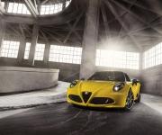 2015 Alfa Romeo 4C Spider 1