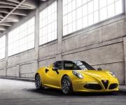 2015 Alfa Romeo 4C Spider 3