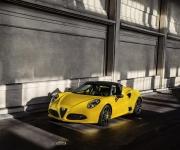 2015 Alfa Romeo 4C Spider 5