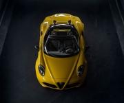 2015 Alfa Romeo 4C Spider 8