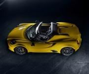 2015 Alfa Romeo 4C Spider 9