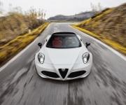 2015 Alfa Romeo 4C Spider 12