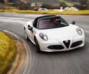 2015 Alfa Romeo 4C Spider 13
