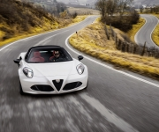 2015 Alfa Romeo 4C Spider 14