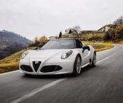 2015 Alfa Romeo 4C Spider 15