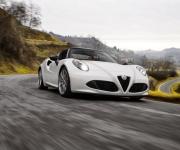 2015 Alfa Romeo 4C Spider 19