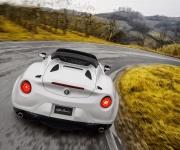 2015 Alfa Romeo 4C Spider 31