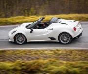 2015 Alfa Romeo 4C Spider 35