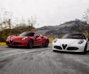 2015 Alfa Romeo 4C Spider 37