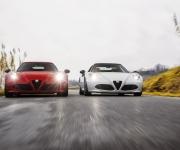 2015 Alfa Romeo 4C Spider 38