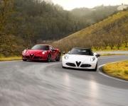 2015 Alfa Romeo 4C Spider 43