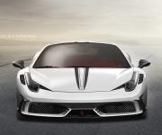 2015 Carlex Design Ferrari 458 Spider Concept 0