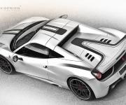 2015 Carlex Design Ferrari 458 Spider Concept 1