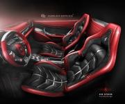 2015 Carlex Design Ferrari 458 Spider Concept 3