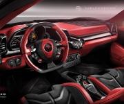 2015 Carlex Design Ferrari 458 Spider Concept 4