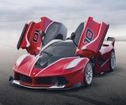 2015 Ferrari FXX K 0