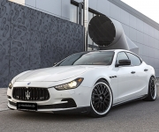 2015 GS Exclusive Maserati Ghibli EVO 0