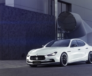 2015 GS Exclusive Maserati Ghibli EVO 1