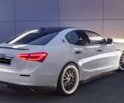 2015 GS Exclusive Maserati Ghibli EVO 8