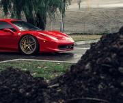 2015 Klassen iD Ferrari 458 Italia 7