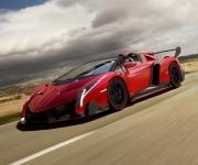 2015 Lamborghini Veneno Roadster 0