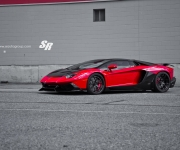 2015 SR Auto Lamborghini Aventador LP720 Red-Black 1