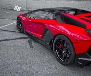 2015 SR Auto Lamborghini Aventador LP720 Red-Black 5