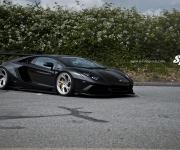 2015 SR Auto Liberty Walk Lamborghini Aventador 1