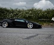 2015 SR Auto Liberty Walk Lamborghini Aventador 4